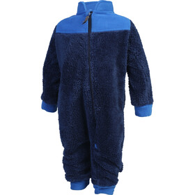 Color Kids Karim Pile Suit Kinderen, estate blue